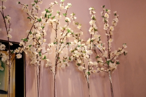 Artificial flowers for wedding